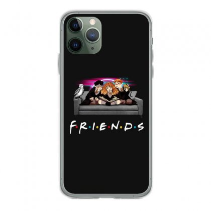 Friends   Harry Potter Family Witch Iphone 11 Pro Case Designed By Meganphoebe