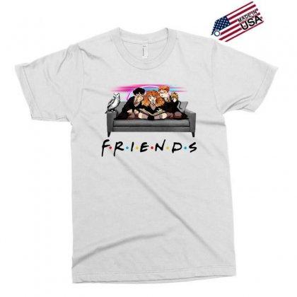 Friends   Harry Potter Family Witch Fan Art Exclusive T-shirt Designed By Meganphoebe