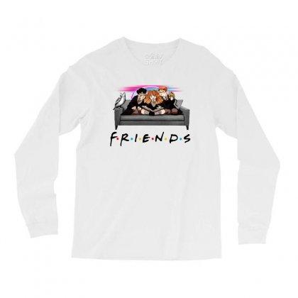 Friends   Harry Potter Family Witch Fan Art Long Sleeve Shirts Designed By Meganphoebe