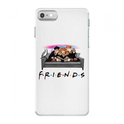 Friends   Harry Potter Family Witch Fan Art Iphone 7 Case Designed By Meganphoebe
