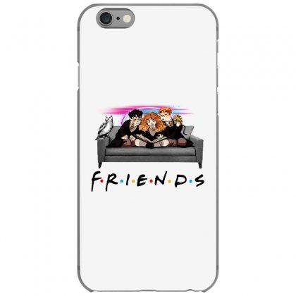 Friends   Harry Potter Family Witch Fan Art Iphone 6/6s Case Designed By Meganphoebe