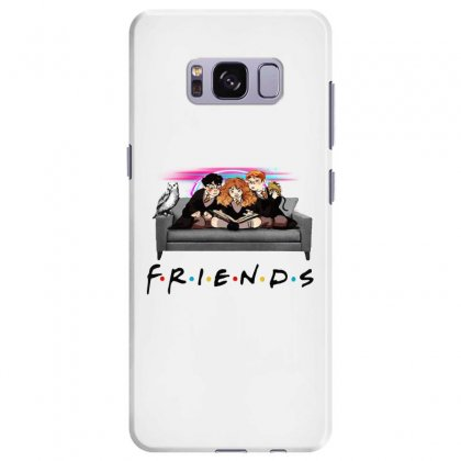 Friends   Harry Potter Family Witch Fan Art Samsung Galaxy S8 Plus Case Designed By Meganphoebe