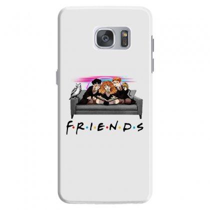 Friends   Harry Potter Family Witch Fan Art Samsung Galaxy S7 Case Designed By Meganphoebe