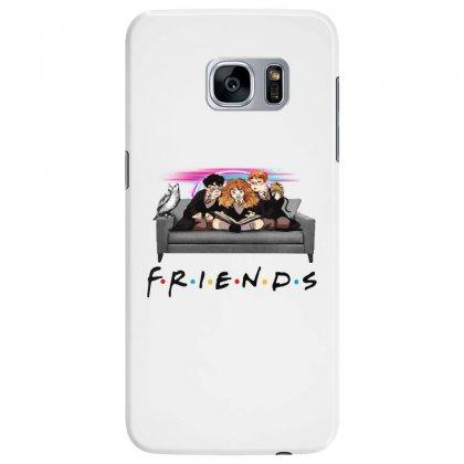 Friends   Harry Potter Family Witch Fan Art Samsung Galaxy S7 Edge Case Designed By Meganphoebe