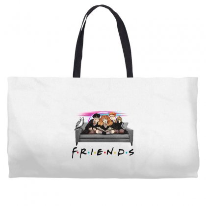Friends   Harry Potter Family Witch Fan Art Weekender Totes Designed By Meganphoebe