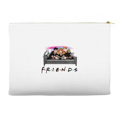 Friends   Harry Potter Family Witch Fan Art Accessory Pouches Designed By Meganphoebe