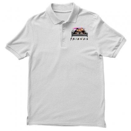 Friends   Harry Potter Family Witch Fan Art Men's Polo Shirt Designed By Meganphoebe