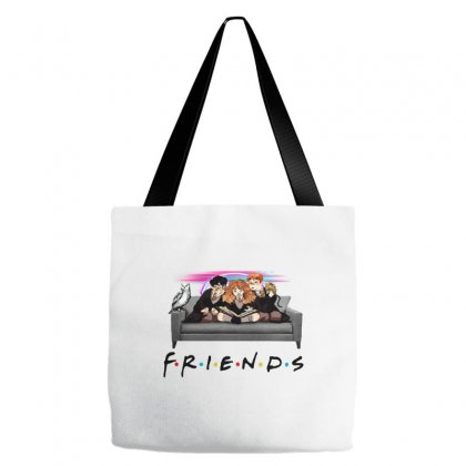 Friends   Harry Potter Family Witch Fan Art Tote Bags Designed By Meganphoebe