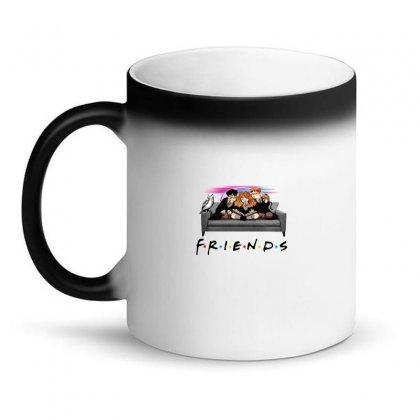 Friends   Harry Potter Family Witch Fan Art Magic Mug Designed By Meganphoebe