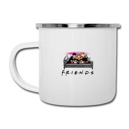 Friends   Harry Potter Family Witch Fan Art Camper Cup Designed By Meganphoebe
