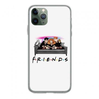 Friends   Harry Potter Family Witch Fan Art Iphone 11 Pro Case Designed By Meganphoebe