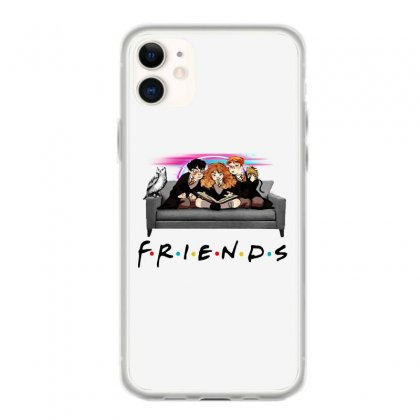 Friends   Harry Potter Family Witch Fan Art Iphone 11 Case Designed By Meganphoebe