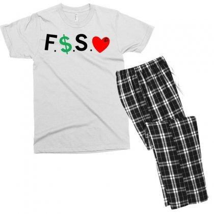 Dreamville Men's T-shirt Pajama Set Designed By Meganphoebe