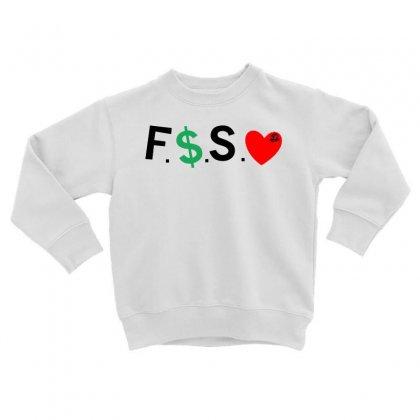 Dreamville Toddler Sweatshirt Designed By Meganphoebe