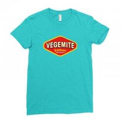 vegemite logo Ladies Fitted T-Shirt   Artistshot