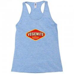 vegemite logo Racerback Tank   Artistshot