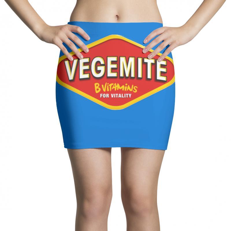 Vegemite Logo Mini Skirts   Artistshot