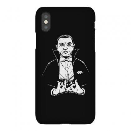 Dracula Bw Iphonex Case Designed By Meganphoebe