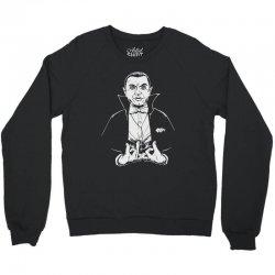 dracula bw Crewneck Sweatshirt | Artistshot