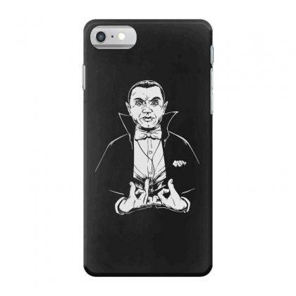 Dracula Bw Iphone 7 Case Designed By Meganphoebe