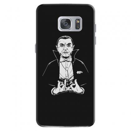 Dracula Bw Samsung Galaxy S7 Case Designed By Meganphoebe
