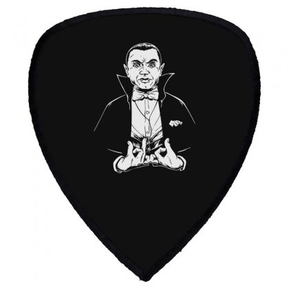 Dracula Bw Shield S Patch Designed By Meganphoebe