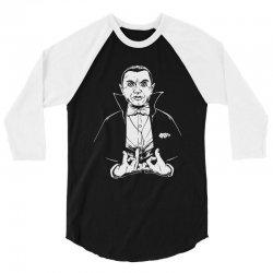 dracula bw 3/4 Sleeve Shirt | Artistshot