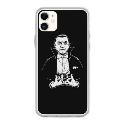 Dracula Bw Iphone 11 Case Designed By Meganphoebe