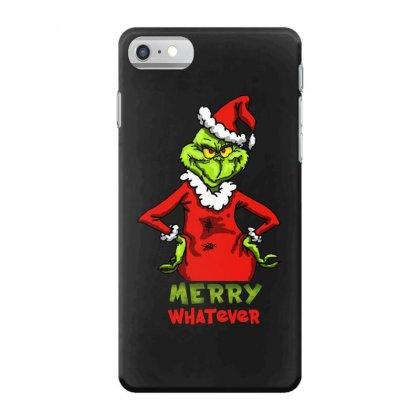 Christmas Grinchy Iphone 7 Case Designed By Meganphoebe