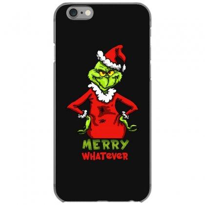 Christmas Grinchy Iphone 6/6s Case Designed By Meganphoebe