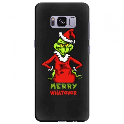 Christmas Grinchy Samsung Galaxy S8 Plus Case Designed By Meganphoebe