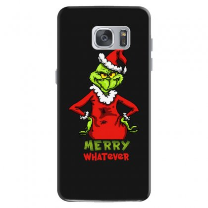 Christmas Grinchy Samsung Galaxy S7 Case Designed By Meganphoebe