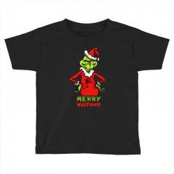 christmas grinchy Toddler T-shirt | Artistshot