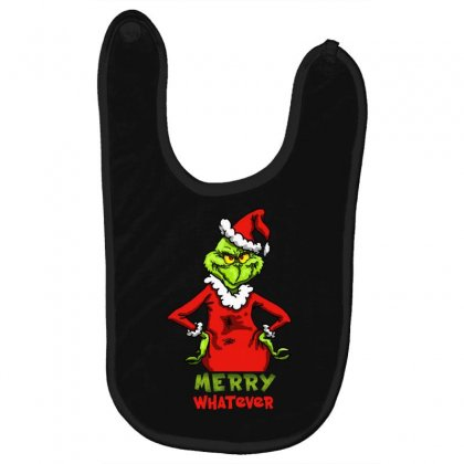 Christmas Grinchy Baby Bibs Designed By Meganphoebe