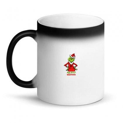 Christmas Grinchy Magic Mug Designed By Meganphoebe