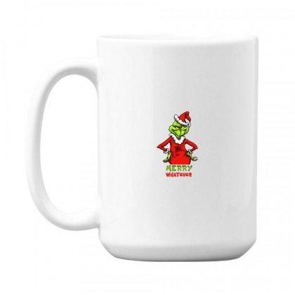 Christmas Grinchy 15 Oz Coffe Mug Designed By Meganphoebe