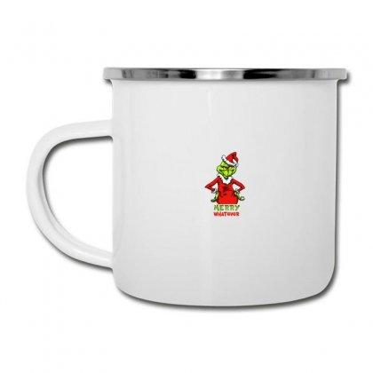 Christmas Grinchy Camper Cup Designed By Meganphoebe