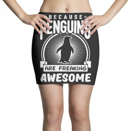 Because Penguins Are Freaking Awesome Mini Skirts Designed By Meganphoebe