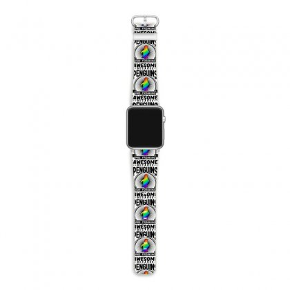 Because Penguins Are Freaking Awesome Apple Watch Band Designed By Meganphoebe