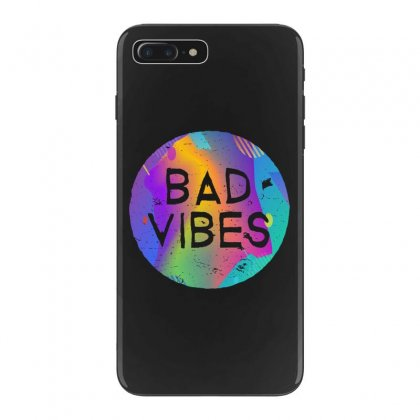 Bad Vibes Iphone 7 Plus Case Designed By Meganphoebe