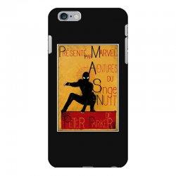adventures of the night spider iPhone 6 Plus/6s Plus Case | Artistshot