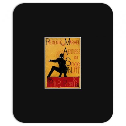 Adventures Of The Night Spider Mousepad Designed By Meganphoebe