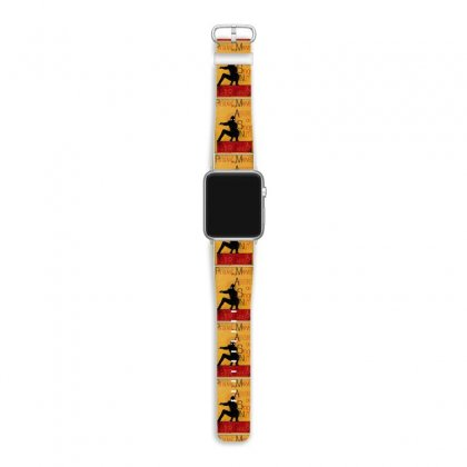 Adventures Of The Night Spider Apple Watch Band Designed By Meganphoebe