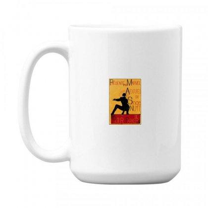 Adventures Of The Night Spider 15 Oz Coffe Mug Designed By Meganphoebe