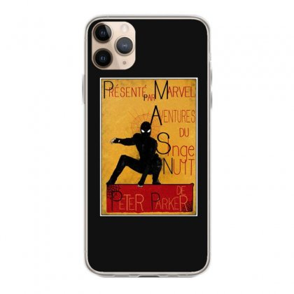 Adventures Of The Night Spider Iphone 11 Pro Max Case Designed By Meganphoebe