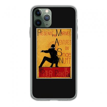 Adventures Of The Night Spider Iphone 11 Pro Case Designed By Meganphoebe