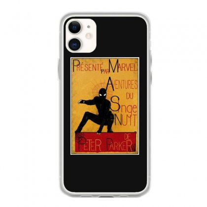Adventures Of The Night Spider Iphone 11 Case Designed By Meganphoebe