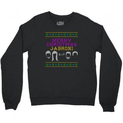 Awesome Merry Christmas Jabroni Ugly Crewneck Sweatshirt Designed By Meganphoebe