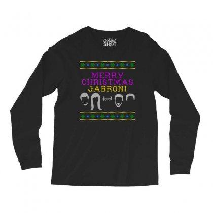 Awesome Merry Christmas Jabroni Ugly Long Sleeve Shirts Designed By Meganphoebe