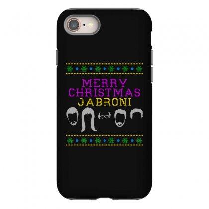 Awesome Merry Christmas Jabroni Ugly Iphone 8 Case Designed By Meganphoebe